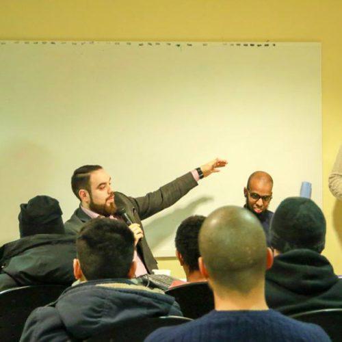 Med folkbildning som verktyg mot extremism