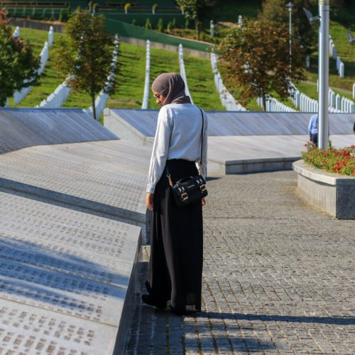 Bosnien – krigets etniska klyftor finns kvar