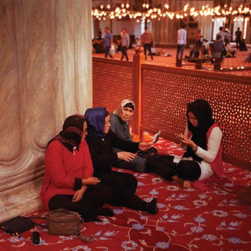 Kvinnors plats i moskéer – för många restriktioner?