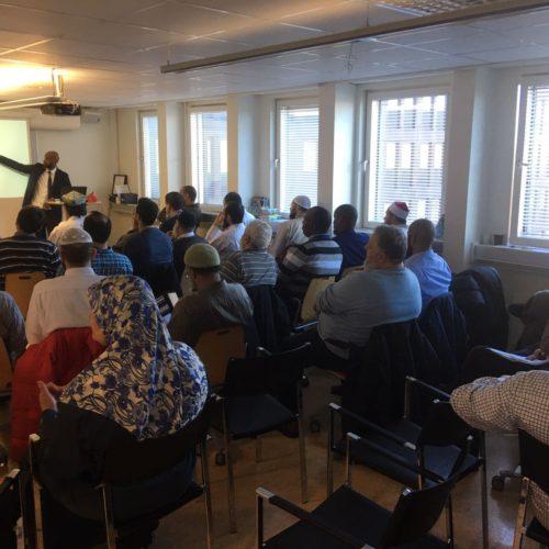 Vigselrättsutbildning för imamer