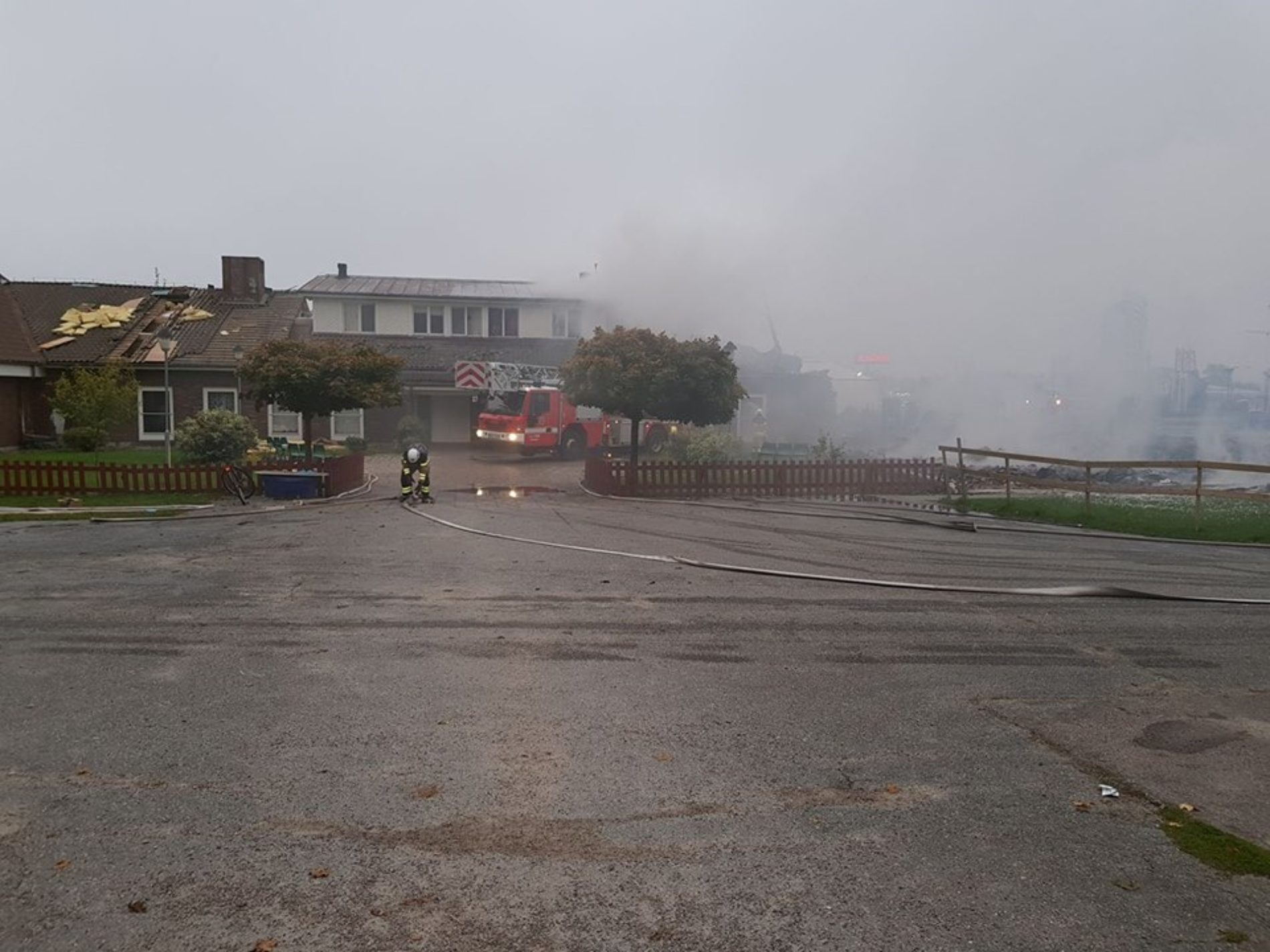 Örebro Moské utsatt för misstänkt brandattentat