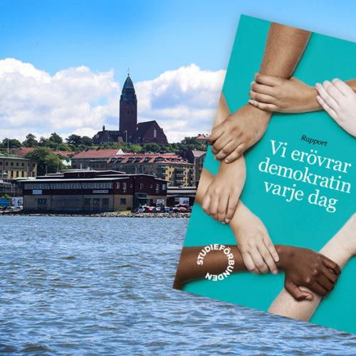 Ibn Rushd-projekt i Göteborg lyfts fram i demokratirapport