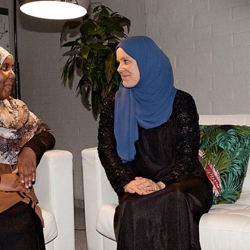 Systerskap i Muslimska kvinnoföreningen