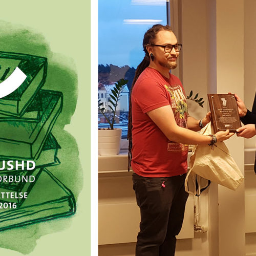 Ibn Rushd prisas för årets verksamhetsberättelse