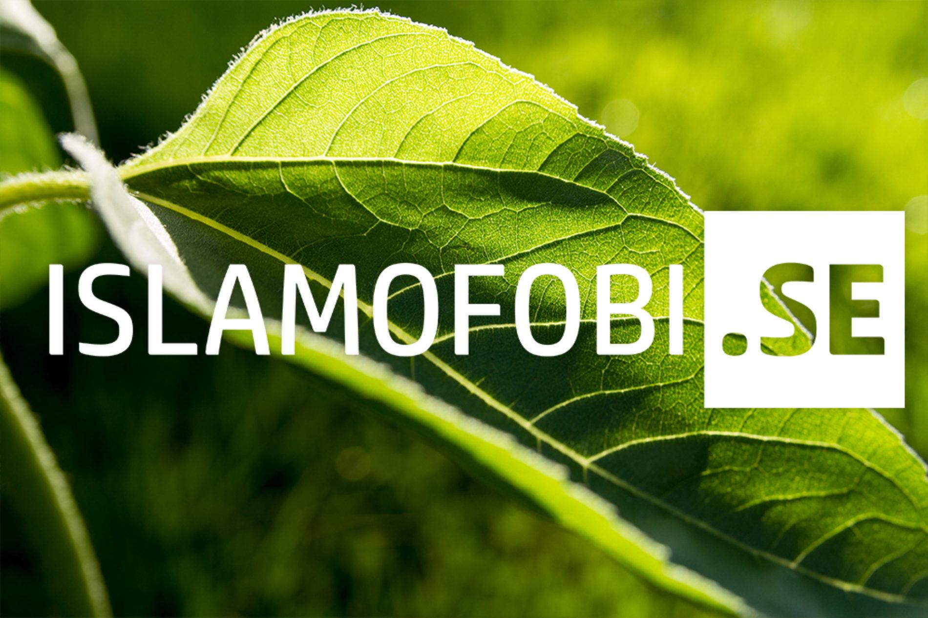 Kommentar till kritiken och drevet mot islamofobi.se