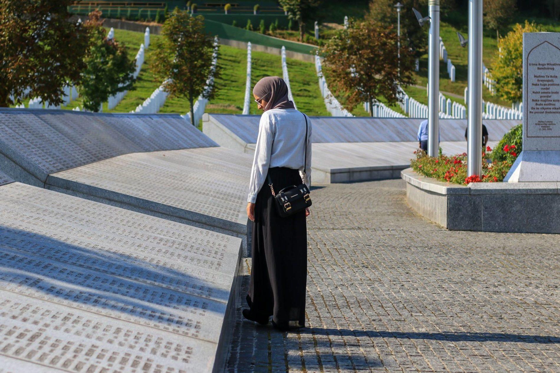 En studieresa till Bosnien – om förlorat liv men vunnen bildning