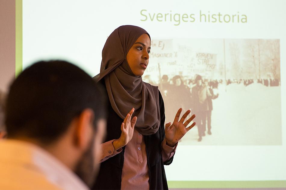 Islamofobiutbildning Malmö