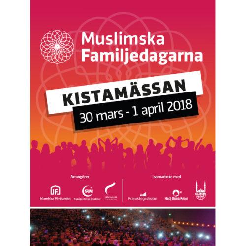 Muslimska familjedagarna står för dörren