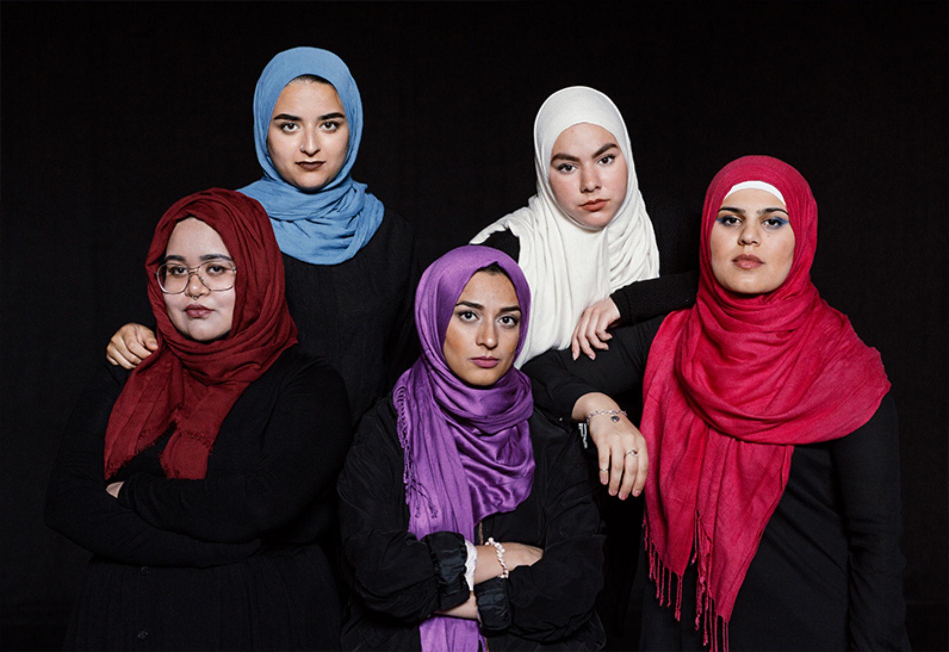 Svenska hijabis går snart att se på tv