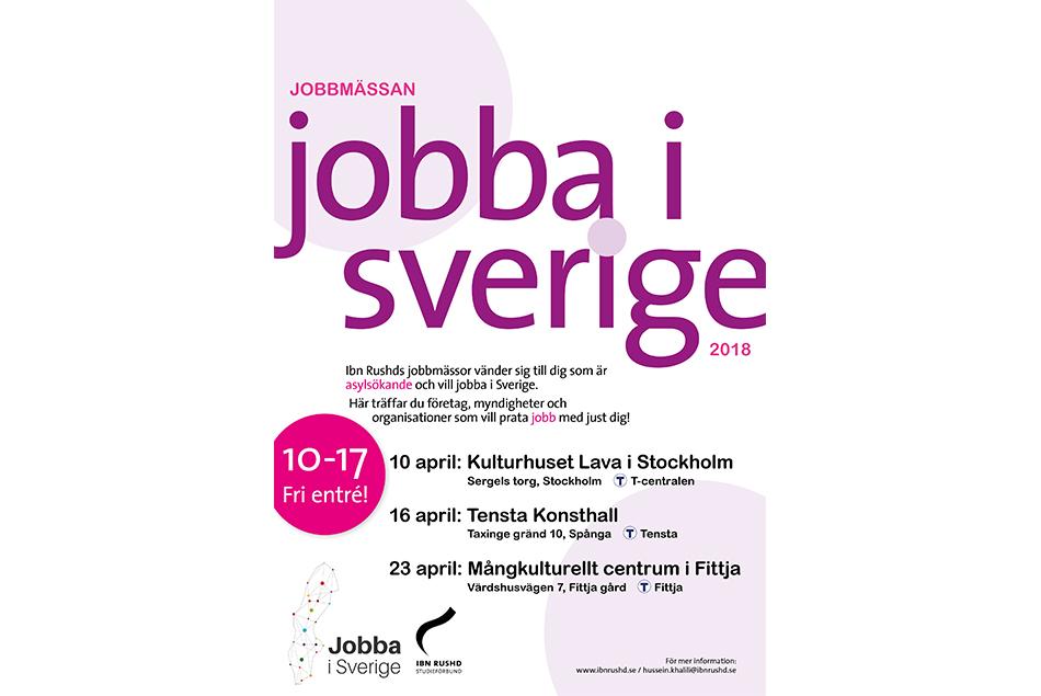 Jobba i Sverige