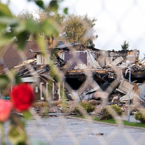 Hot mot moskéer – ett svart facit
