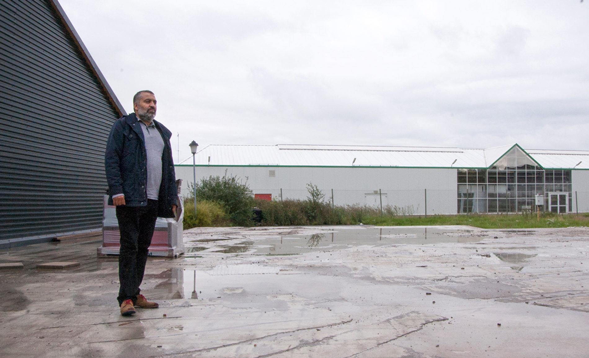 Örebro moské blickar framåt
