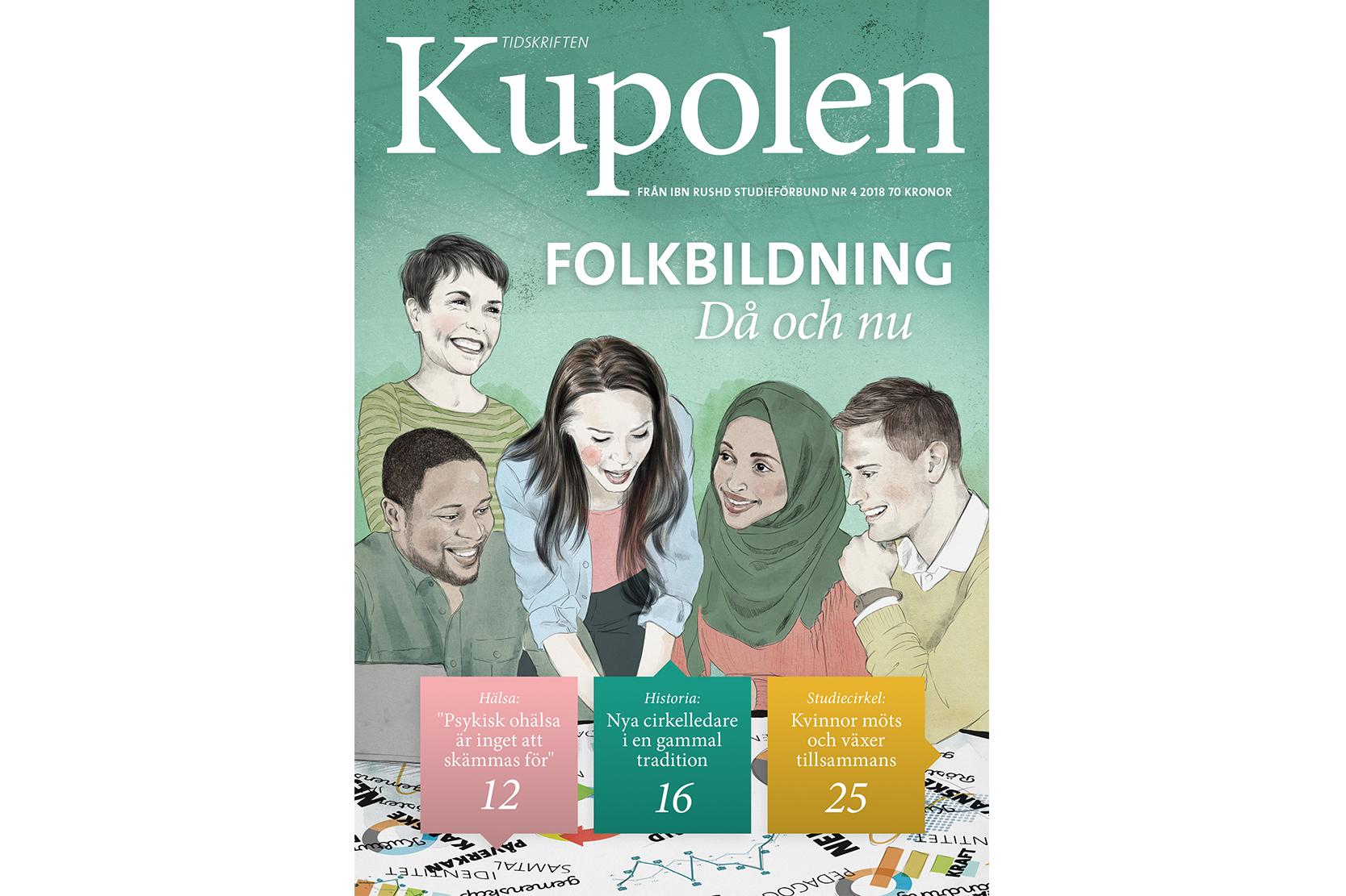 Kupolen 4/2018