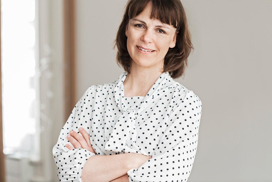 Maria Graner, generalsekreterare Folkbildningsrådet