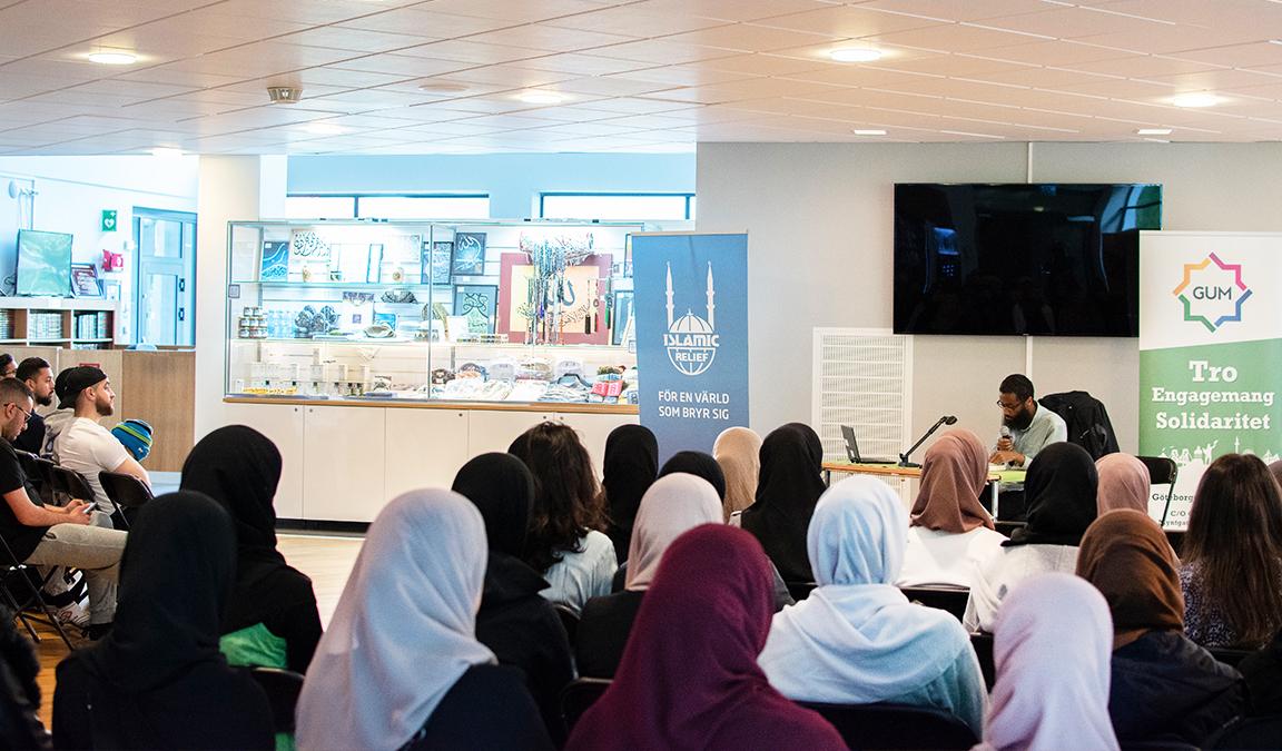 Göteborgs unga muslimer