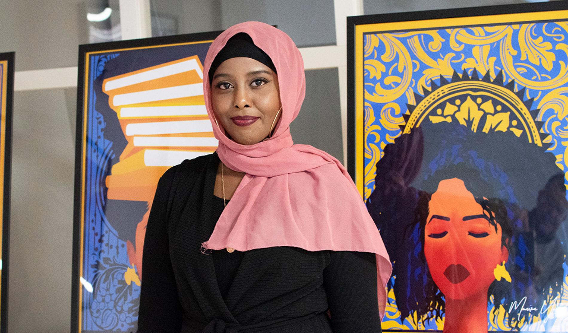 Munira Yussuf: Ge inte upp din dröm
