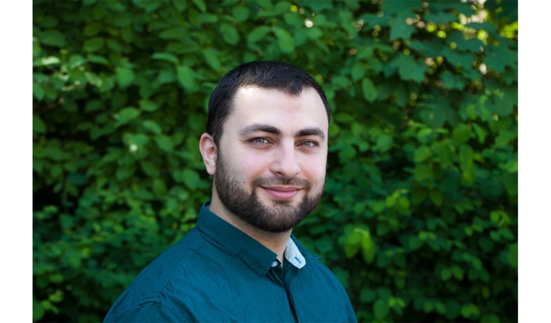 Nu väntar studier för Omar Mustafa