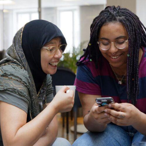 Distanskurs på arabiska: Marknadsför dig själv i jobbsökandet
