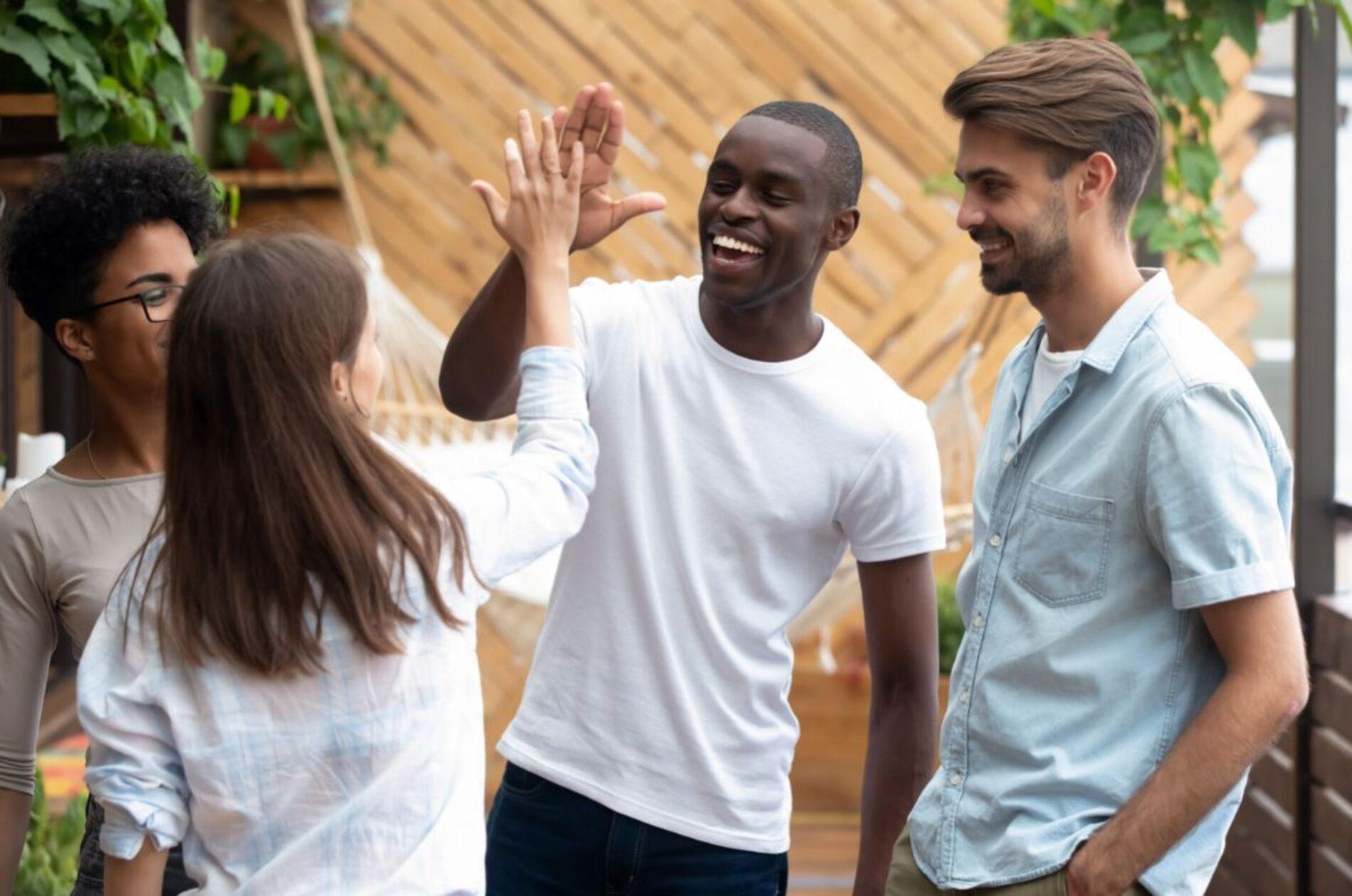 Distanskurs: Bli bättre på att prata engelska