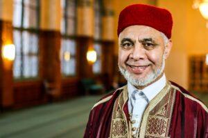 Imam Mahmoud Khalfi. Foto: Stockholms moské