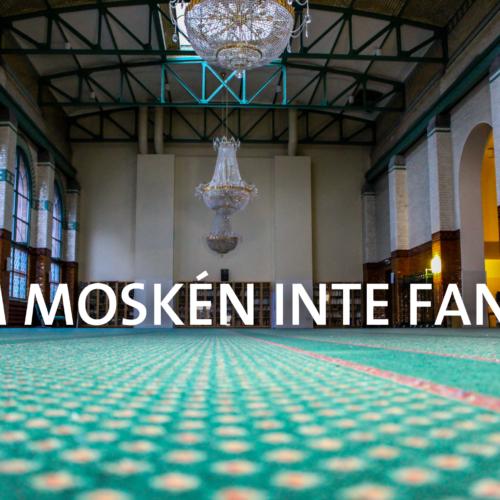 Om moskén inte fanns