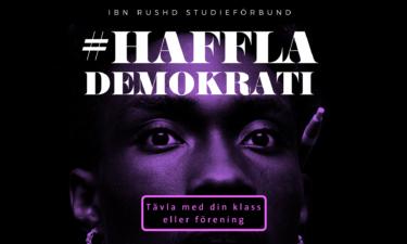 Haffla demokrati – Lansering 29/10